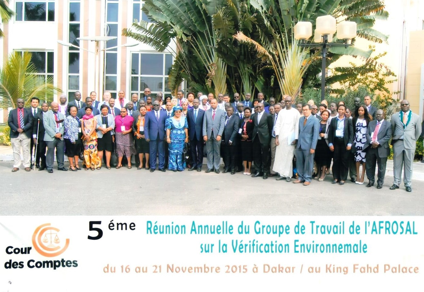 5th Annual Meeting of AFROSAI Working Group
