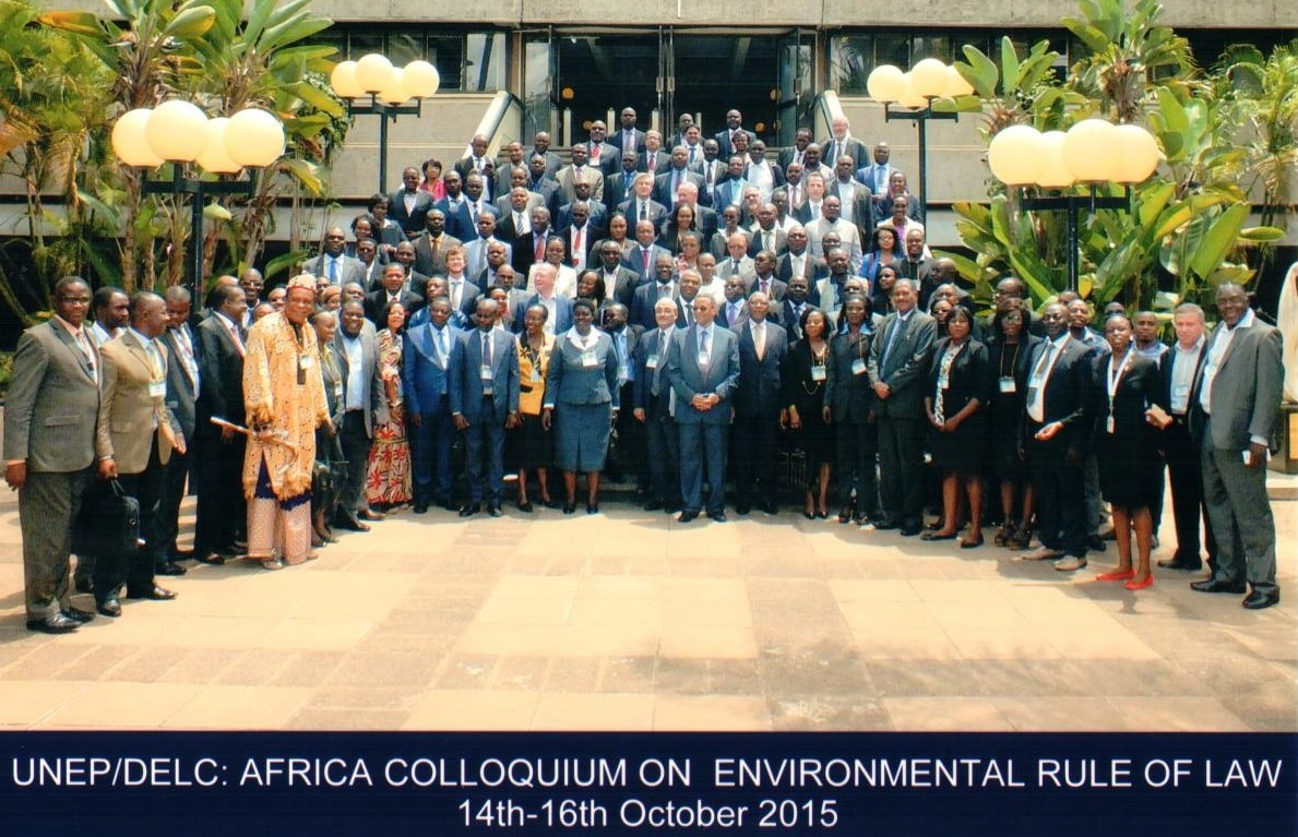 1st Africa Colloquium on Environmental Rule of Law